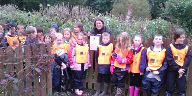 P4/5 and Eco group gain award for Sustainability.